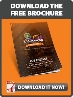 Download DigiMarCon Santa Monica 2021 Brochure